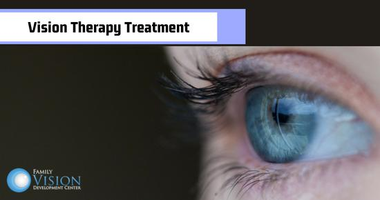 Vision Therapy is Effective in Treating Many Eye Conditions