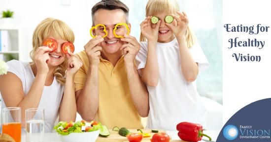 Eating Right Can Help Protect Your Vision