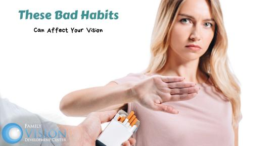 Avoid These Bad Habits to Protect Your Eyes