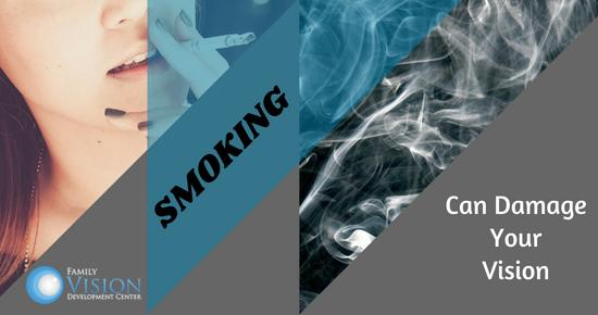 Smoking Can Have Harmful Effects on Your Vision
