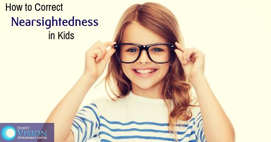 The Effects of Myopia (Nearsightedness) in Children