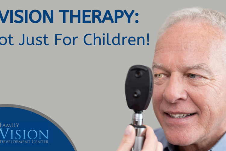 vision therapy adults