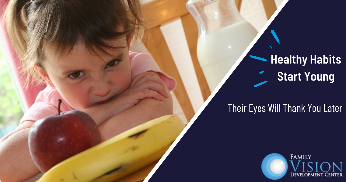5 Simple Nutrition Tips for Healthy Vision