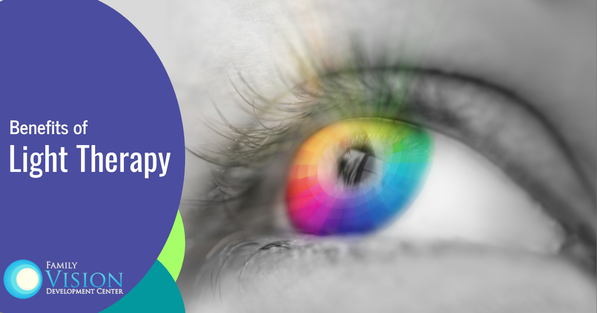 Discover the Remarkable Results of Light Therapy for Vision Disorders