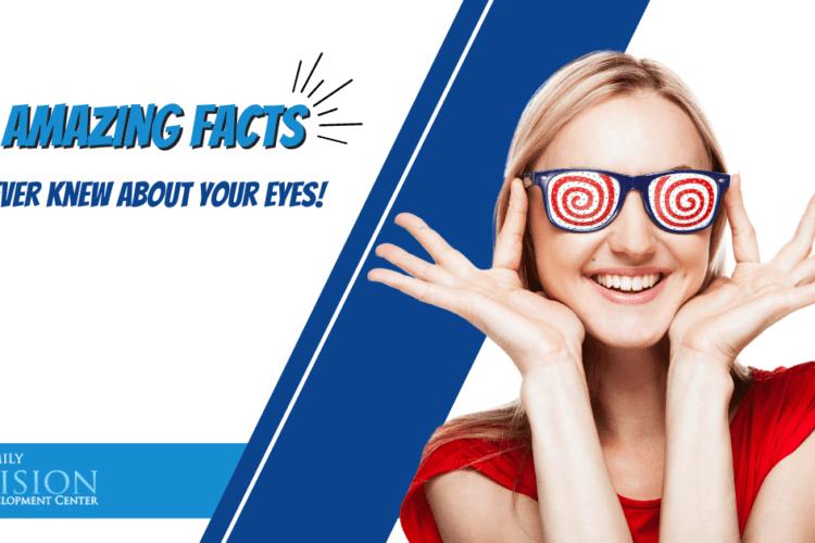 eyes amazing facts